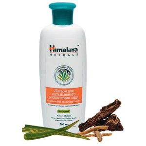 Лосьон для лица Himalaya herbals для интенсивного увлажнения фото