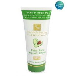 Крем для тела Health & Beauty Многофункциональный с Авокадо 180мл фото