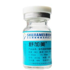 Контактные линзы цветные  SHUJIAMEI фото
