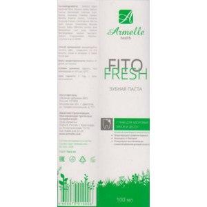 Зубная паста  Armelle - Fito Fresh фото