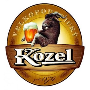 Пиво Velkopopovicky Kozel  Kozel-promo фото