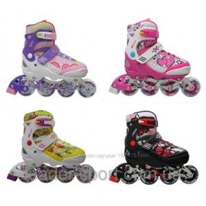 Детские роликовые коньки Explore модель Activa фото