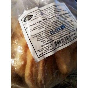 Печенье Добродия Cдобное слоёное Ушки сахарные фото