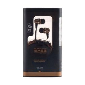 Наушники Ergo ES-200 Bronze фото