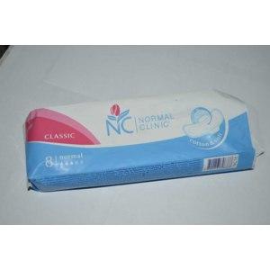 Прокладки Normal Clinic Classic cotton&soft 8 фото
