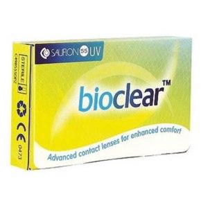 Контактные линзы Bioclear Контактные линзы ежемесячной замены фото