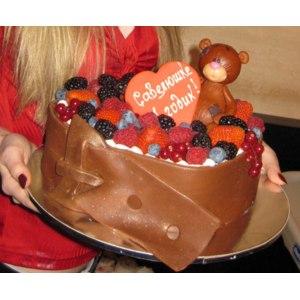 Торт Кондитерский дом AZALE Праздничные торты фото
