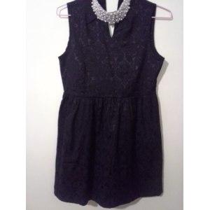 Платье AliExpress Hot new fashion Slim temperament sweet pearl collar jacquard sleeveless dress casual dress фото