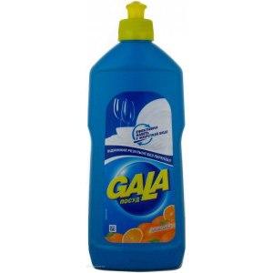 Жидкость для мытья посуды Gala Апельсин фото