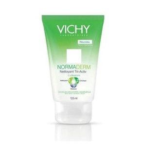 Очищающее средство Vichy Normaderm Три-Актив глубокое очищение 3 в 1 фото