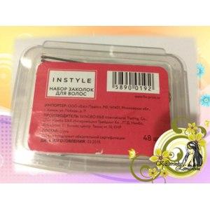 Набор заколок для волос Instyle Шпильки 48 шт. фото