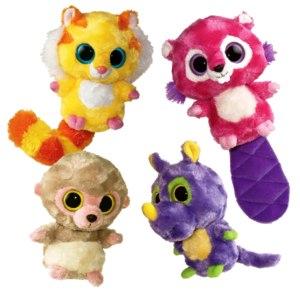 """Aurora  Мягкая игрушка с большими глазами """"YooHoo and Friends"""" фото"""