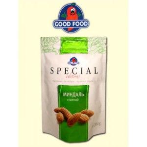 Орехи GOOD FOOD SPECIAL editions Миндаль сушёный фото