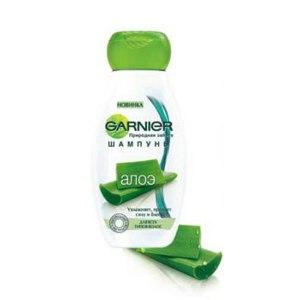 Шампунь и бальзам для волос Garnier Природная забота с Алоэ фото