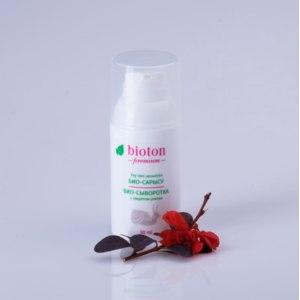 Био-сыворотка Bioton Lux  с секретом улитки  (35+) фото