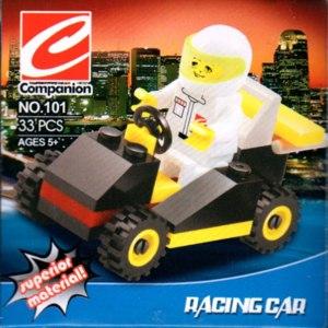 Companion 101 - Racing Car\Гоночная Машина (Конструктор) фото