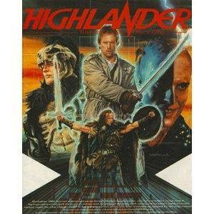 Горец / Highlander (1986, фильм) фото
