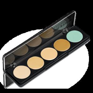 Корректор  Make up for ever 5 Camouflage Palettes Cream  фото