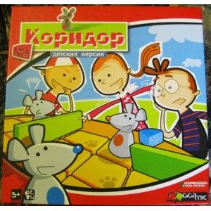 Настольная игра Коридор для детей фото