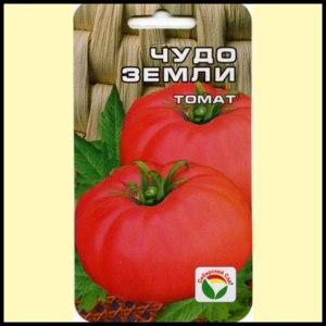 """Семена томата Сибирский Сад  """"Чудо земли"""" фото"""