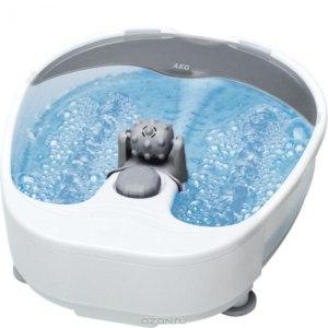 Гидромассажная ванна AEG  FM 5567  White Grey фото