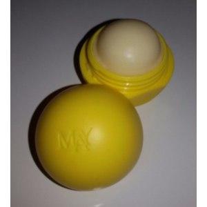 Бальзам для губ MaY face face лимон фото