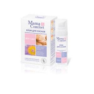 Крем для сосков Mama Comfort Ранозаживляющий от трещин фото