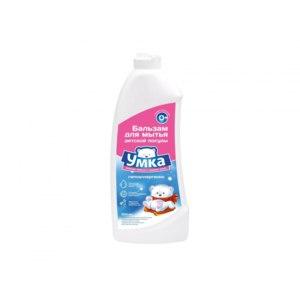 Средство для мытья детской посуды Умка Бальзам гипоаллергенный фото