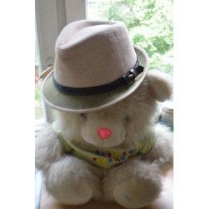 Шляпа Monoroom С зелеными полями Артикул MR040-000063 фото