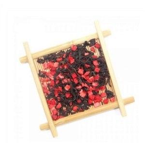 Чай Tea For Me Чёрный  Ассам с ягодами клубники фото