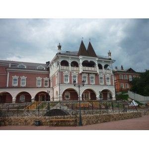 Туристический комплекс Дворец мыши (Мышкины палаты), Мышкин фото
