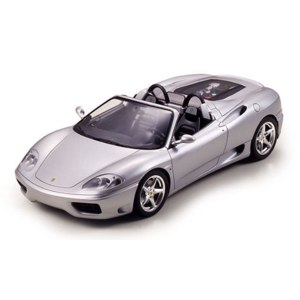 Сборная модель Tamiya 1/24 Ferrari 360 Spider 24307 фото