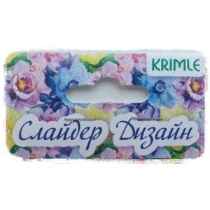 Аксессуары для ногтей Krimle Слайдер Дизайн фото