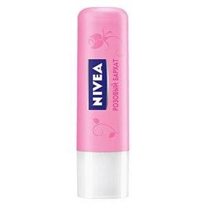 """Бальзам для губ NIVEA """"Розовый бархат"""" фото"""