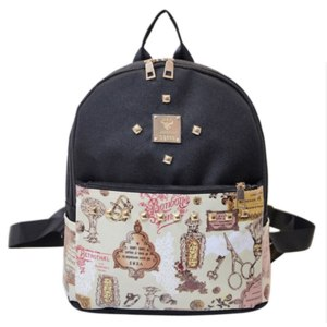 Рюкзак женский Aliexpress Mochilas Femininas 2015 New Cheap Preppy Famous Brand Women Backpack Cartoon High Quality Backpacks For Teenage Girls School Bag фото