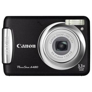 Canon Power Shot A480 фото
