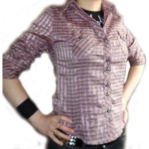 Рубашка женская Kliman Collection В клетку фото