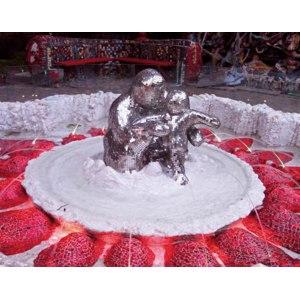 Мозаичный фонтан Владимира Лубенко, Фонтанка, д.2, Санкт-Петербург фото