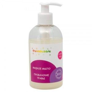 Жидкое мыло Levrana Freshbubble Прованские травы фото