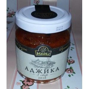 Аджика Madli абхазская фото