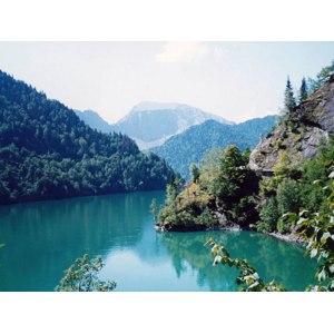 Абхазия, Гудаута фото