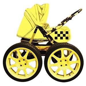 Детское такси «Малютка» фото