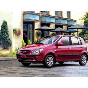Hyundai Getz - 2008 фото