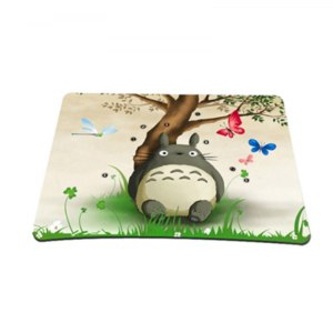 Коврик для мыши Aliexpress New Totoro Picture Anti-Slip Laptop PC Mice Pad Mat Mousepad Games Rubber Mouse Pad For Optical Laser Mouse фото