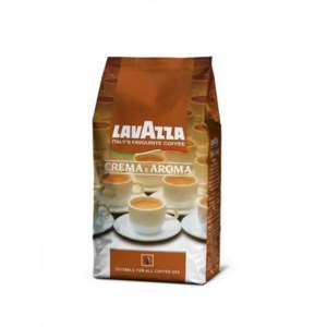 Кофе в зёрнах LAVAZZA CREMA E AROMA фото