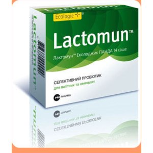 Лактобактерии  Селективный пробиотик Лактомун фото