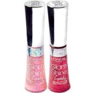 Блеск для губ L'Oreal Paris Glam Shine crystals фото