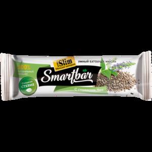 Батончик мюсли SmartBar  Slim семена ЧИА фото