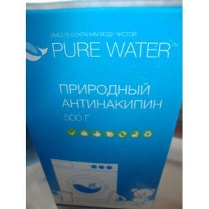 Средство для удаления накипи Ми&Ко Природный антинакипин Pure Water 500 г фото