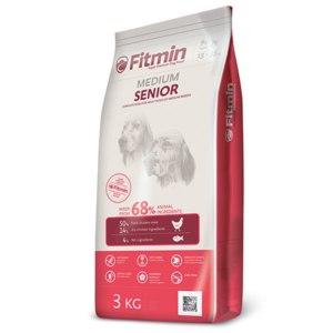 Корм для пожилых собак средних пород Fitmin Medium Senior  фото